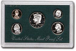 United States Proof Coin Set