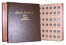 DANSCO 1 1//8 inch Coin Album Binder Holds 6 to 7 Pages