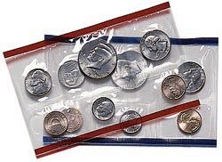 Uncirculated Mint Set