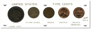 CentType Coin Set