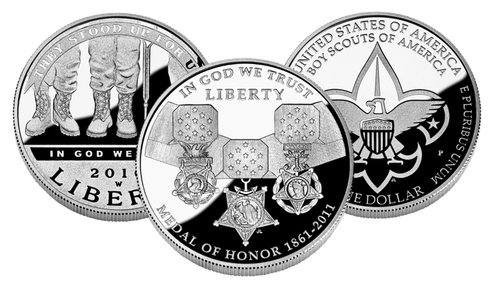 Modern Commemorative Coins Sets Half Dollars