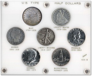 U.S. Type Coin Sets