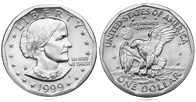 Susan B. Anthony S.B.A. Dollars SBA