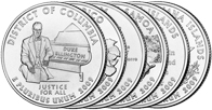 U.S. Territories & D.C. Quarters