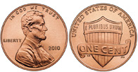 Lincoln Union Shield Cents