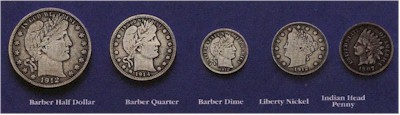 Americana Silver Coin Collector Sets
